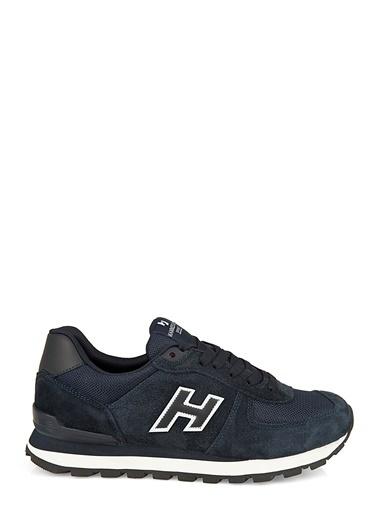 Hammer Jack Deri Ayakkabı Lacivert